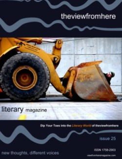 TVFH issue 25 includes my story 'Breaking Distance'