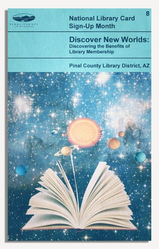 Library Disocver Worlds
