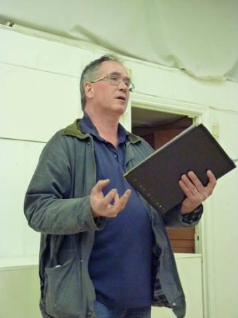 WHSSP Silas Hawkins reads Rip Rap