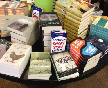 LSSF Book table