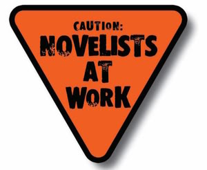 Caution Novelists