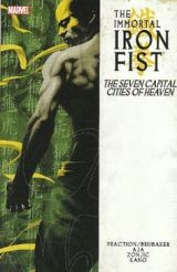 Immortal Iron Fist v2