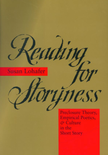 Reading for Storyness Susan Lohafer