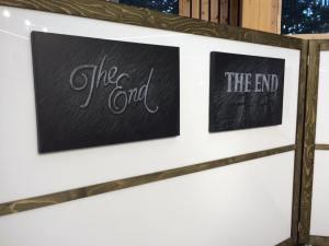 End paintings 1