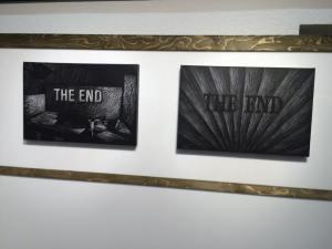 End paintings