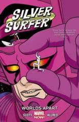 Silver Surfer Worlds Apart