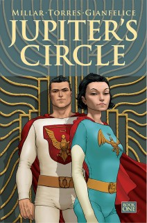 Jupiters Circle vol 1