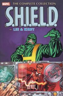 SHIELD by Lee &Kirby