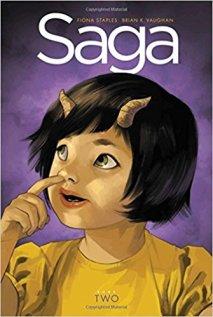 Saga Bk 2