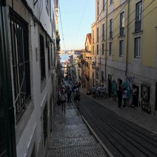 Lisbon streets
